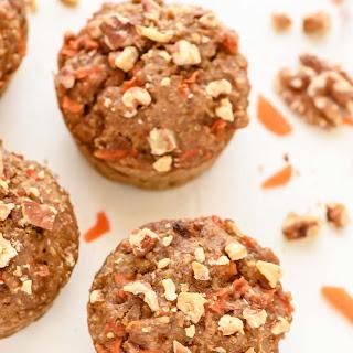 Carrot Quinoa Muffins