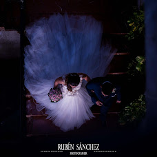 Wedding photographer Ruben Sanchez (rubensanchezfoto). Photo of 17.09.2017