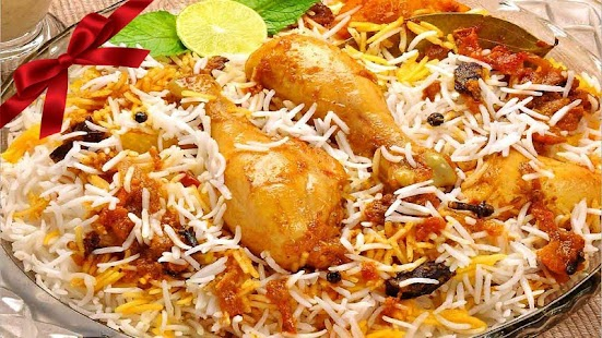 Chicken Biryani Urdu Recipes- screenshot thumbnail