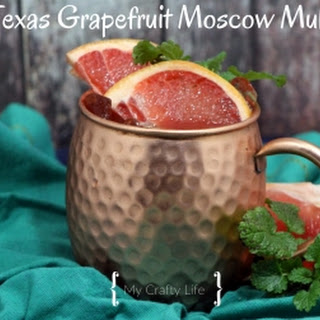 Texas Grapefruit Moscow Mule