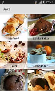 Dansukker - Det söta köket- screenshot thumbnail