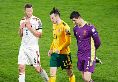 """Gareth Bale golfeur numéro un du Real Madrid devant un Diable Rouge : """"Il n'est pas meilleur que moi"""""""
