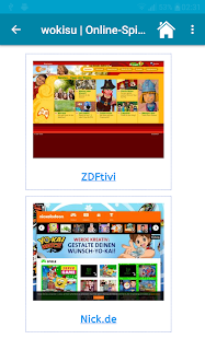 wokisu Browser für Kinder- screenshot thumbnail