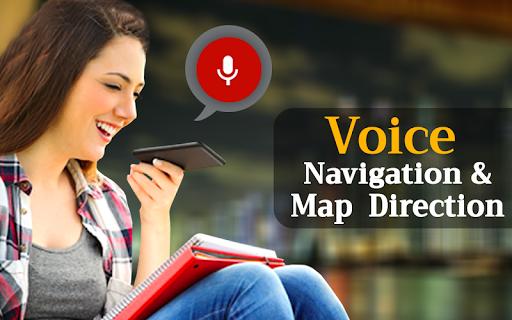 GPS Navigation & Map Direction - Route Finder  screenshots 5