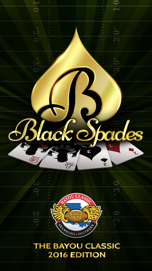 how to play spades the black way