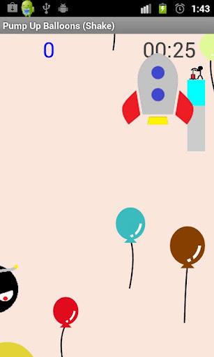 Pump Up Balloons (Shake) 1.15 screenshots 2