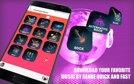 Mp3 Music Downloader Screenshot