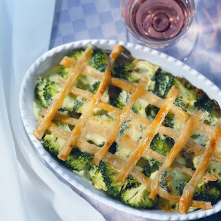 Knuspriges Blätterteig-Broccoli-Gratin