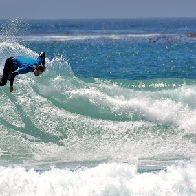Cutback3 by John Canning - Sports & Fitness Surfing ( pwcwatersports )
