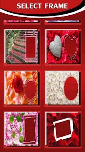 Petals Frames For Photos - náhled