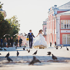 Wedding photographer Aleksey Khvalin (khvalin). Photo of 13.01.2015