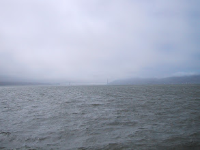 Photo: Gloomy Golden Gate