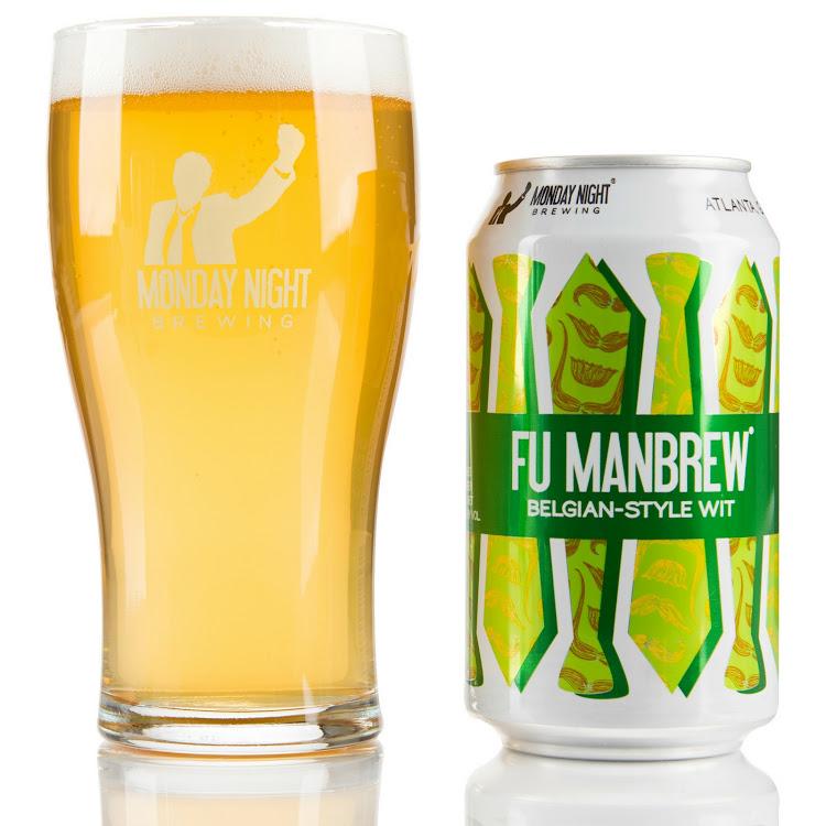 Logo of Monday Night Fu Manbrew