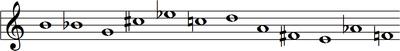 sèrie dodecafònica