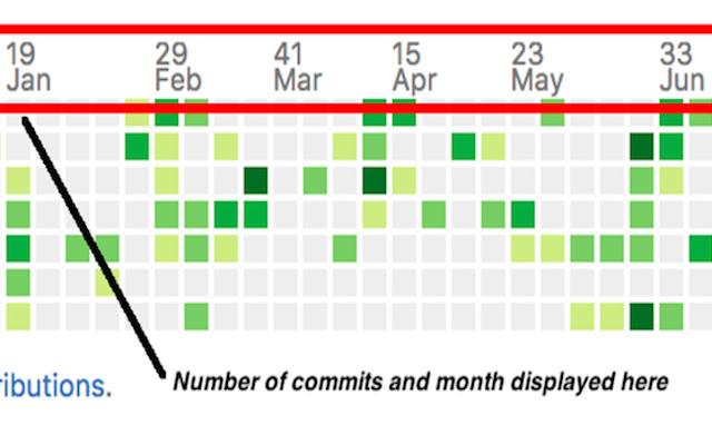 View GitHub Commits