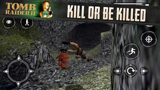 Tomb Raider II v1 0 37RC (2016) Full APK + OBB Data File