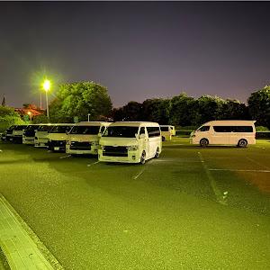 ハイエース TRH200V S-GL改 2010年式のカスタム事例画像 Makotin200さんの2021年07月17日23:59の投稿