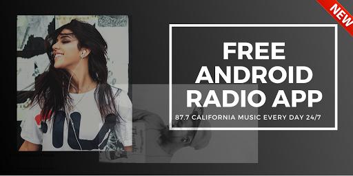 radio 87.7 fm los angeles california stations live screenshot 2