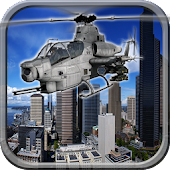 Gunship Heli Attack -3D Battle