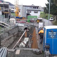 2017-09 bis 11: Löschteich Steig