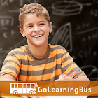 Grade 6 Math by GoLearningBus icon