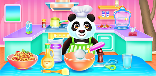 My Virtual Pet Panda : Caring and Grooming Spil (APK) gratis downloade til Android/PC/Windows screenshot