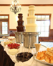 Photo: Chocolate Fountains