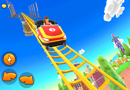 Thrill Rush Theme Park 3.3.9 screenshots 1