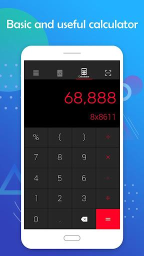 Math Calculator-Solve Math Problems by Camera 1.5.0 screenshots 1