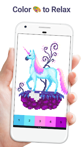 Pixel Art: Color by Number androidiapk screenshots 1