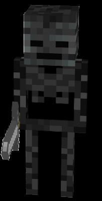esqueleto wither nova skin