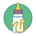 MesureBib - Baby diary (Bottles, diapers and more) icon