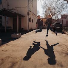 Свадебный фотограф Кристина Королёва (kkorolyova). Фотография от 21.04.2018
