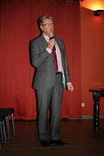 Photo: Kees Vos verteld zijn verhaal.