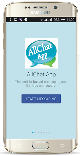 AllChat App Messenger