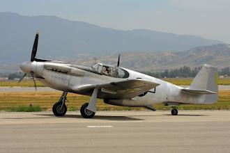 Photo: North American A-36A Apache