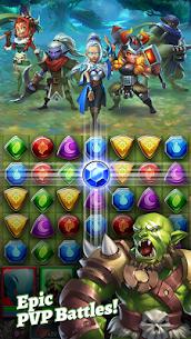 Dragon Strike: Puzzle RPG 3