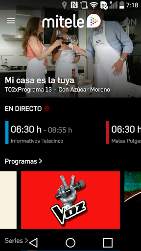 Mitele - Mediaset Spain VOD TV by Mediaset España (Google Play ...