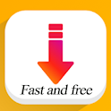 video downloader - Fast and Free icon