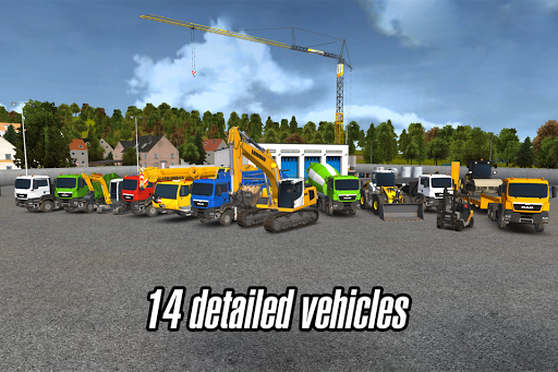 Construction Simulator 2014 screenshot 2