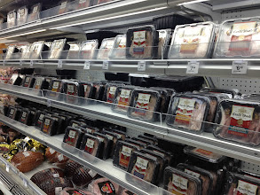 Photo: Look at all the meat options at Sam's Club