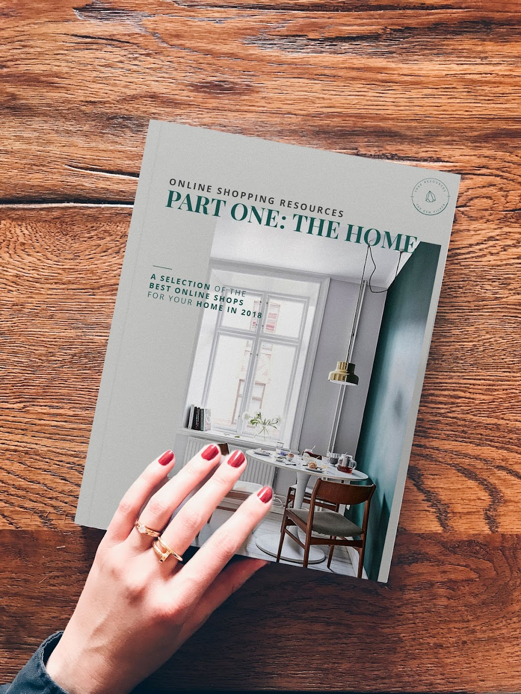 Download the guide to the best online shops for the home