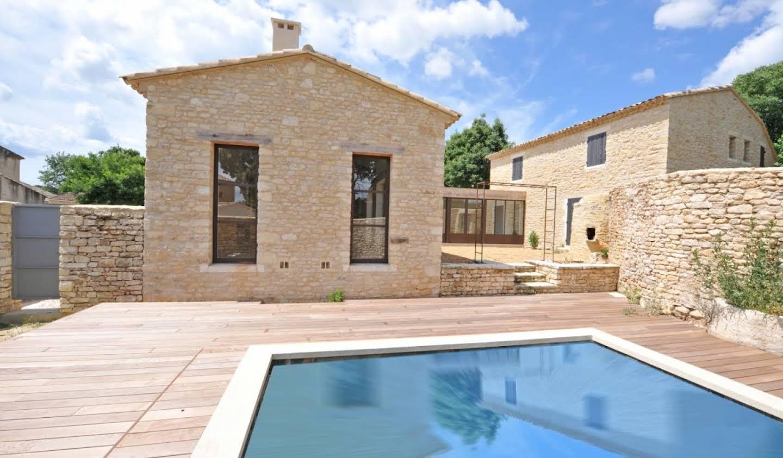 Maison avec piscine et terrasse Saint-pantaleon