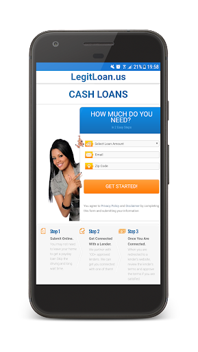 Legit Loan - Need Cash Fast? Apk Download Free for PC, smart TV