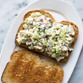 Best Ever Tuna Salad Sandwich