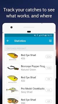 Fishbrain - local fishing map and forecast app