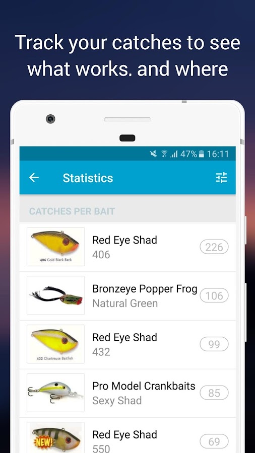 Fishbrain Fishing- screenshot
