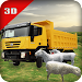 Off-Road Animal Transport Duty Icon