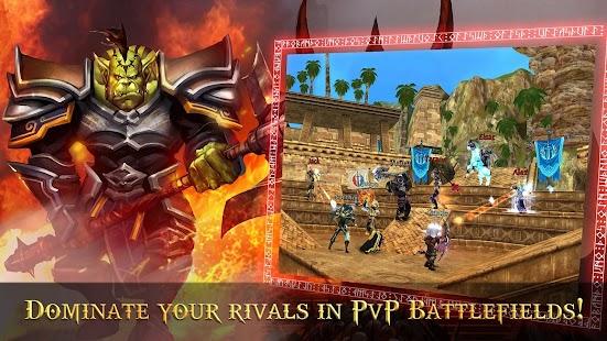 Order & Chaos Online Screenshot 9