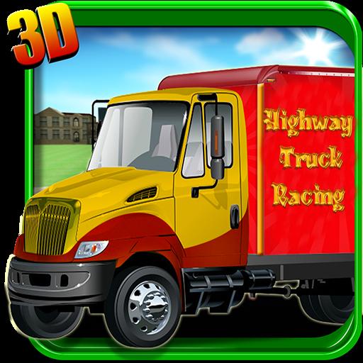 3D HIGHWAY TRUCK RACING (game)